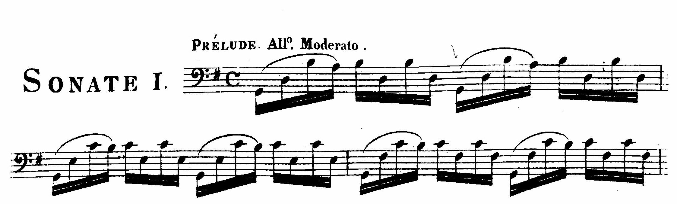 What is one musical concept illustrated in Bach's Air From Suite No.3?