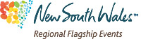 NSW Region Flagship Events