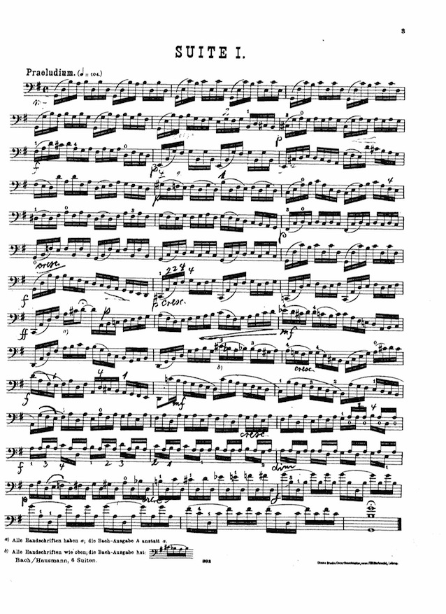 Guitar bach cello suite 1 guitar sheet music : Georg Mertens - The Bach Cello Suites